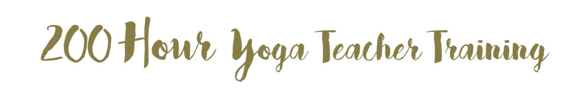 200 hour Integrated Yoga Teacher Training